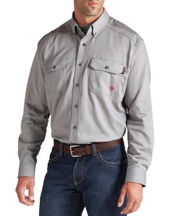 Ariat 10012253 Flame Resistant Solid Work Shirt