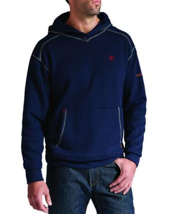 Ariat 10013514 Flame Resistant Polartec Hooded Sweatshirt