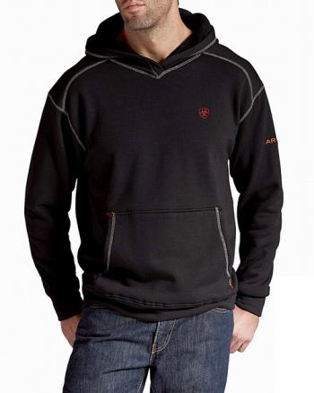 Ariat 10014372 Flame Resistant Polartec Hooded Sweatshirt