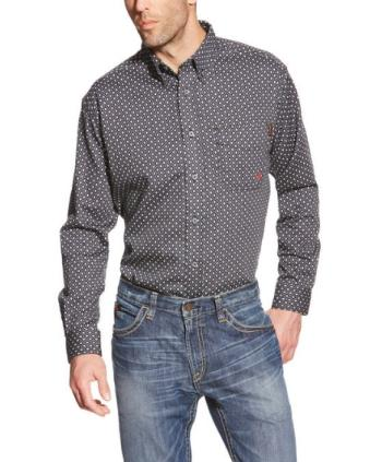 Ariat 10018132 Flame Resistant Long Sleeve Shirt