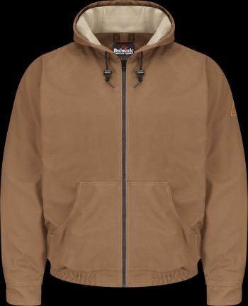 Bulwark FR JLH4 Lanyard Insulated Coat