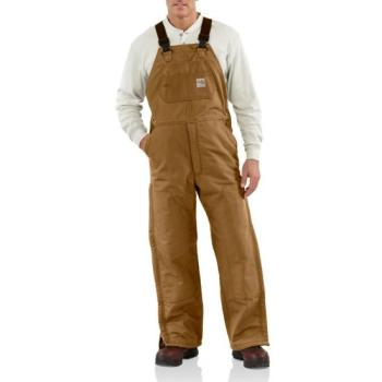 Carhartt 101626 FR Duck Bib Insulated Overall